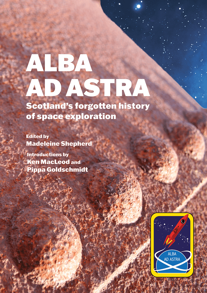 Alba ad Adstra front cover